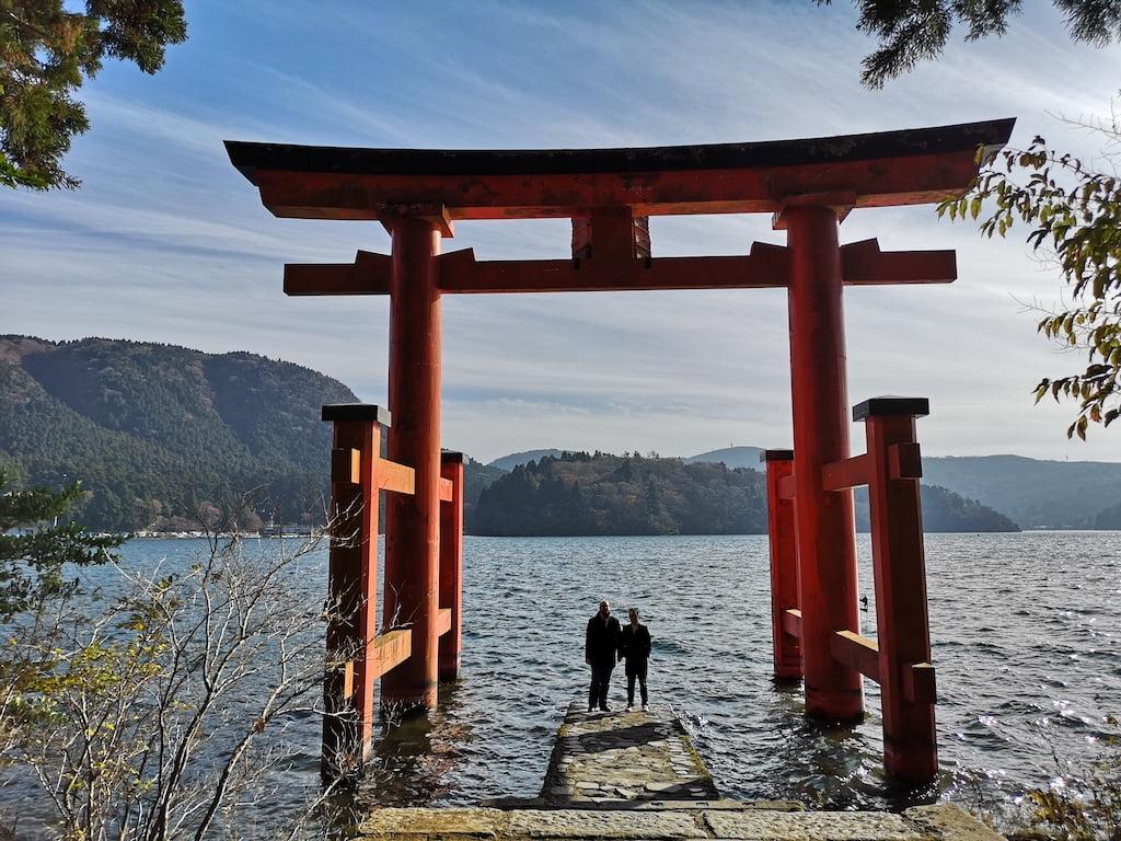 Fredsgate i Hakone